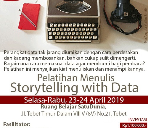 Pelatihan Storytelling with Data